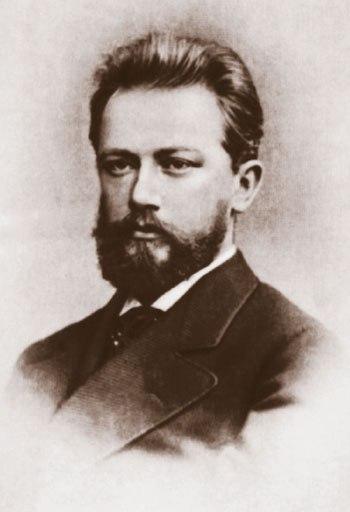 П. И. Чайковски 1874 г.