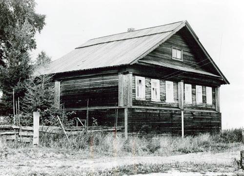 Родната къща в Тимониха